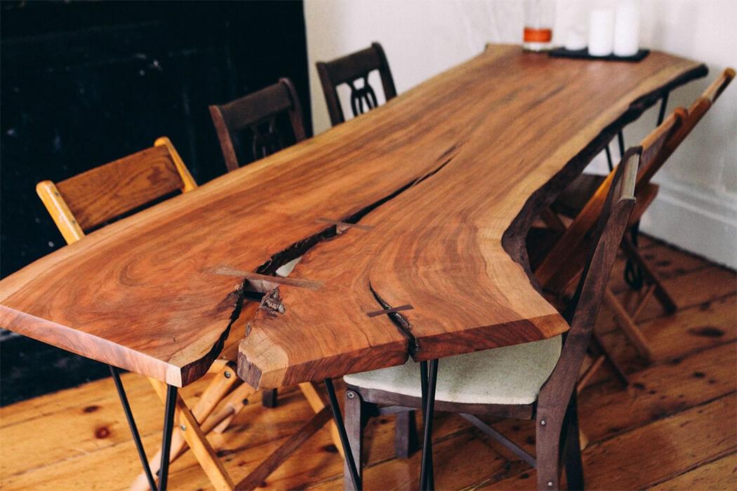 Большой стол своими руками с фото 190