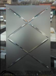 алмазная гравировка стекла