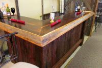 деревянная столешница для бара