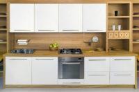 красивая деревянная столешница для кухни