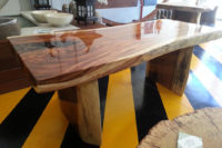 столешница для стола из массива