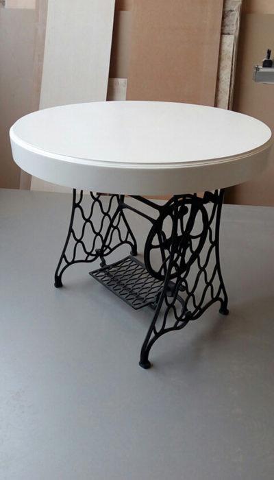 стол со столешницей из дуба