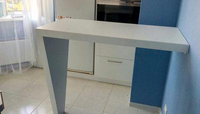 кухонный стол стойка