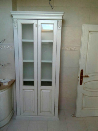 шкаф из массива ясеня
