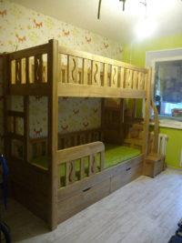 двухъярусная кровать на заказ